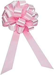 Baby Pink Gender Reveal Ribbons - 8
