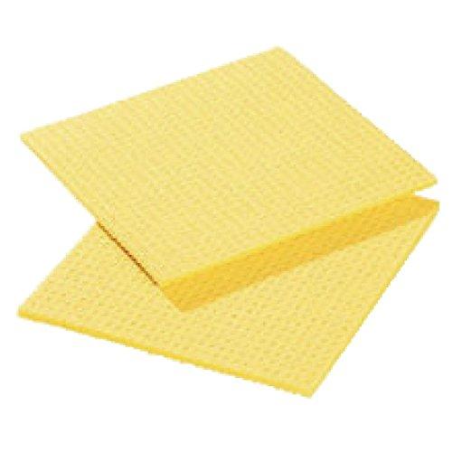 Spontex CD812 Spongyl, jaune (Lot de 10)