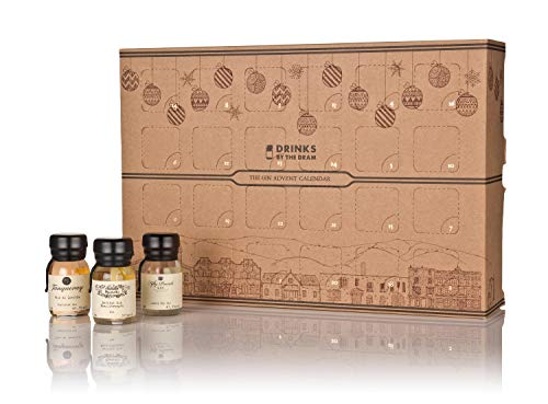 Gin - Drinks By The Dram Advent Calendar (Classic Craft Edition) - Whisky