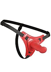 Ergebnis Ouch! Delight Strap-On in rot