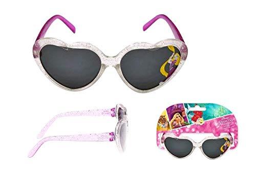 PRINCESAS Premium Forma Gafas de Sol Montañismo, Alpinismo y Trekking Infantil, Juventud Unisex, Multicolor (Multicolor), Talla Única