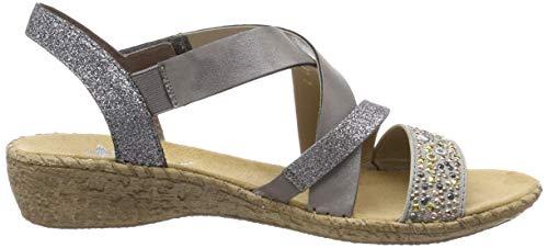 Rieker Damen Sandalette - 6