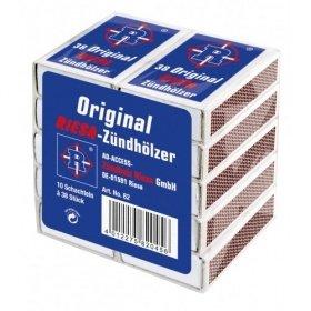 Orginal Riesa-Zündhölzer 10er Pack in Folie