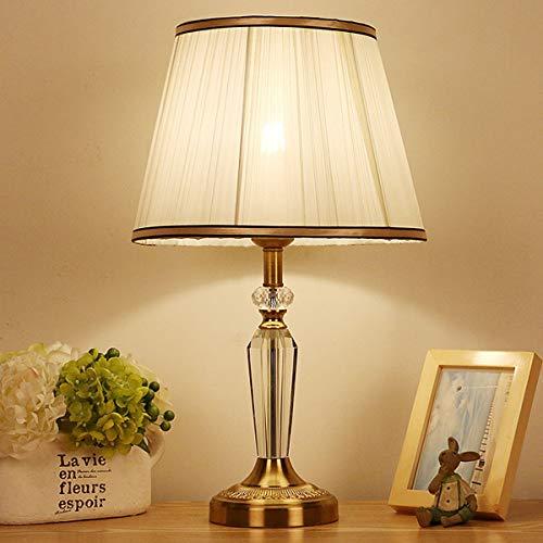 Kristallen bedlamp, woonkamer slaapkamer hoofdbord leeslamp themarestaurant decoratie bureaulamp verlichting studeerkamer dorm bureaulamp
