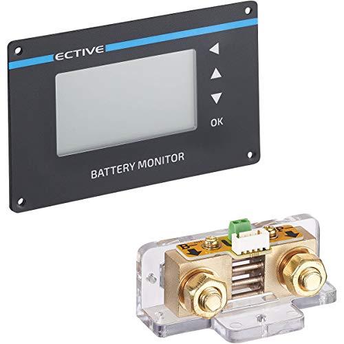 ECTIVE 350A Batteriemonitor BM350 für alle Batterie-Typen 10 bis 120 Volt