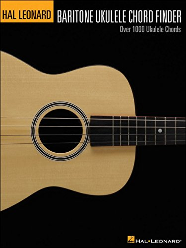 Hal Leonard Baritone Ukulele Chord Finder. Partitions pour Ukelele