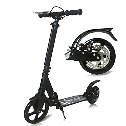Patinete freestyle Patear scooters adolescente / adultos scooter con el manillar ajustable...