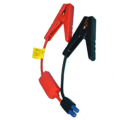 Best Buy! Loriver Car Jump Starter Connector Emergency Lead Cable Battery Alligator Clamp Clip 12V