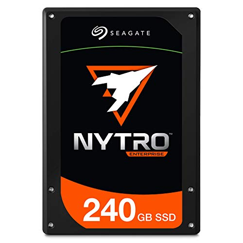 SEAGATE Nytro 1551 SSD 240GB Mainstream Endurance SATA 6Gb/s 6,4cm 2,5Zoll 3DWPD SD&D 3D TLC