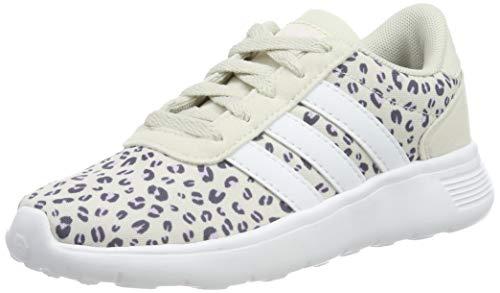 Adidas Lite Racer K, Zapatillas de Deporte Unisex Adulto, Multicolor (Blapur/Ftwbla/Aerorr 000), 38 2/3 EU