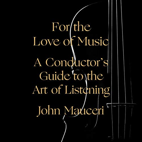 For the Love of Music  By  cover art