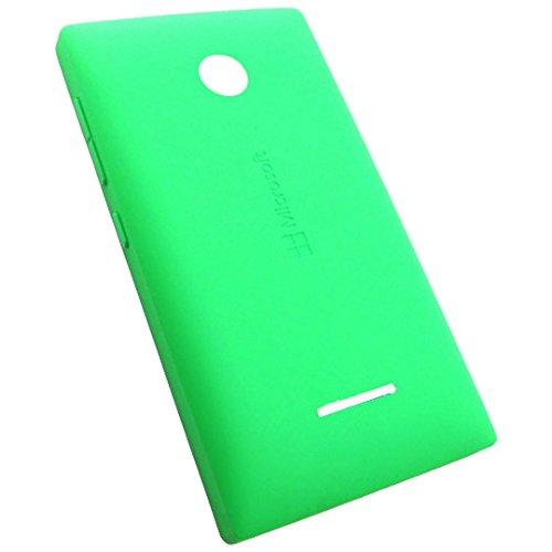 Original CC-3096 - Cover protettiva per Microsoft Lumia 435 e 435 Dual SIM, colore: Verde