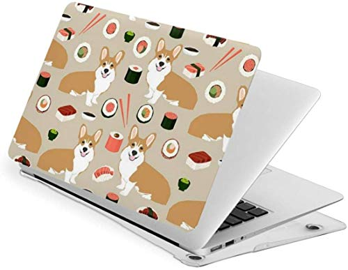 Laptop Case Cartoon Background for MacBook French Bulldog Dog New Air13/Air13/Touch13