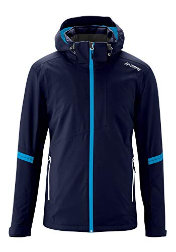 Maier Sports Herren Javornik Skijacke, Night Sky, 60