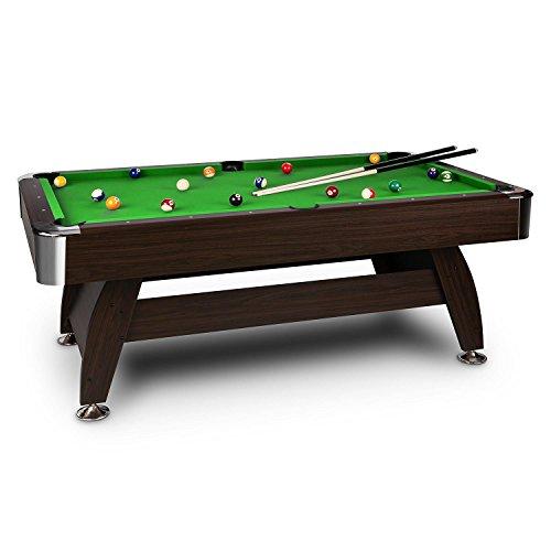 OneConcept Leeds - Table de Billard, Table de Jeu, Jeu de Billard,...