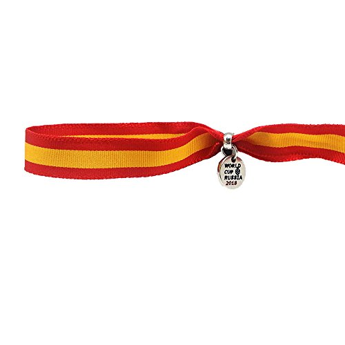 Hispania Colors Pulsera del Mundial (Bandera)