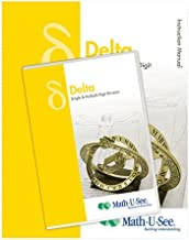 Delta: Single and Multiple Digit Multiplication Instruction Manual and DVD