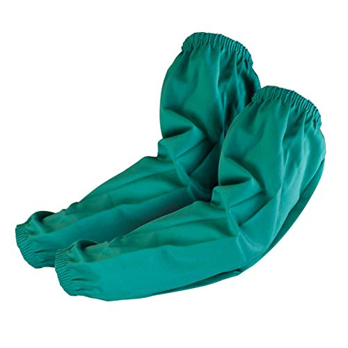 "Tillman 6200E 23"" Green Welding Sleeves 9 oz"