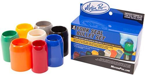 Motion Pro Fork Seal Bullet 8 Piece Kit 36mm - 49mm 08-0677