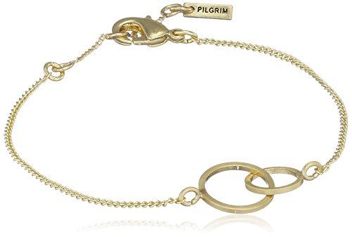 Pilgrim Damen-Armband mattiert 18.5 cm - 141622002
