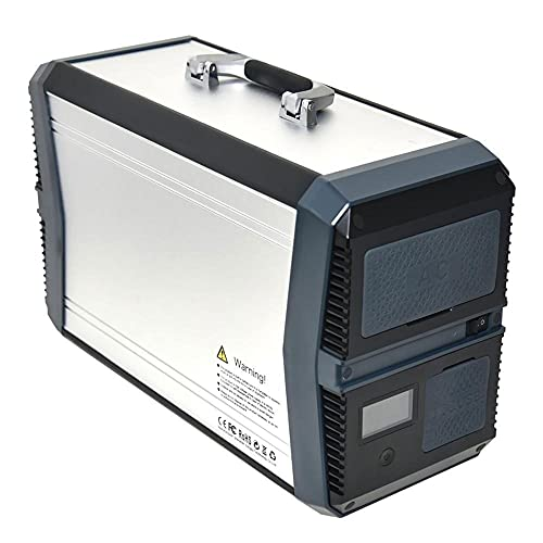 Generador portátil de 110V 220V Portable Solar 2000W Peak Generator Generador de...