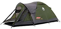 Lightweight and easy to pitch two person dome tent: Easy to pitch; highly flexible and light fiberglass poles withstand even strong winds; ideal for camping, hiking, backpacking or festivals Well-designed camping tent for two person: Several ventilat...