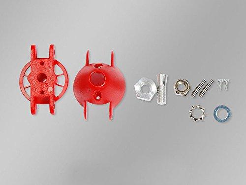 733503 - Multiplex Mitnehmer f. Motorw.3mm, Blatthalter u.Spinner 33mm, Merlin
