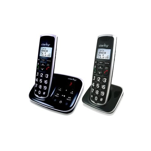 Clarity BT914 Cordless Phone Bundled with BT914HS handsets (BT914 with one BT914HS)