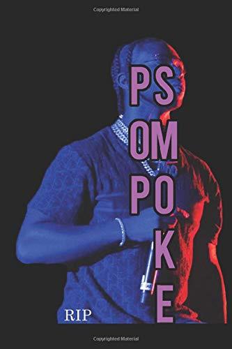 RIP - POP SMOKE : College Ruled: PREMIUM MATTE COVER DESIGN