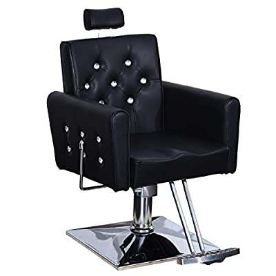 BarberPub Classic Recliner Barber