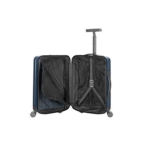 Samsonite Inova Hardside Luggage with Spinner Wheels, Indigo Blue, Checked-Large 28-Inch