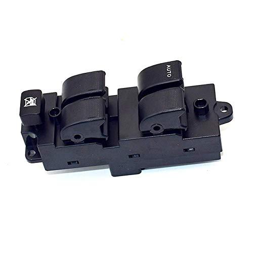 Interruptor de control de ventana de energía eléctrica interruptor maestro para Mazda MPV 2.5L 3.0L 2000-2006 LC62-66-350A LC6266350A Interruptor de control de ventana de coche