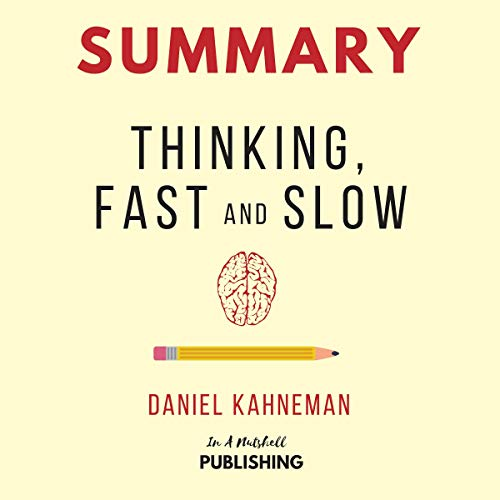『Summary: Thinking, Fast and Slow by Daniel Kahneman』のカバーアート