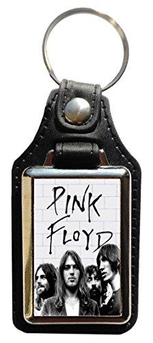Portachiavi in pelle Pink-floyd