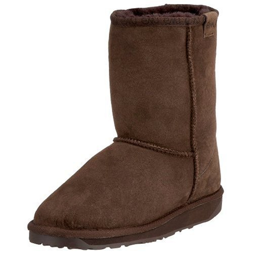 Emu Stinger Lo damskie buty wsuwane, brązowy - Br?zowa czekolada - 40 EU