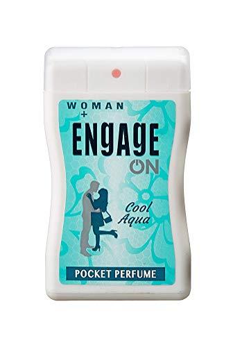 Glamorous Hub ON Cool Aqua Pocket Perfume - Mujer, 18,8 ml