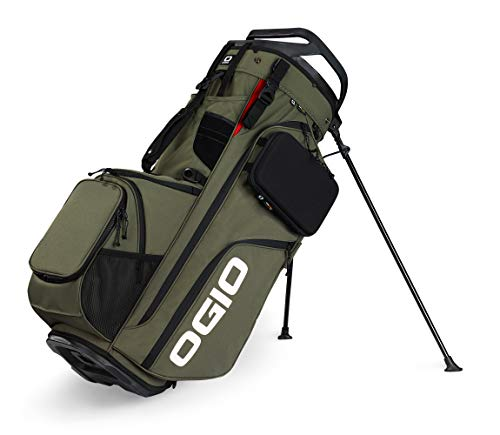 OGIO 2020 Alpha Convoy RTC Stand Bag (Olive)