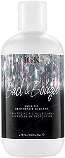 IGK Hair Bad & Bougie Amla Oil Deep Repair SHAMPOO - 8oz