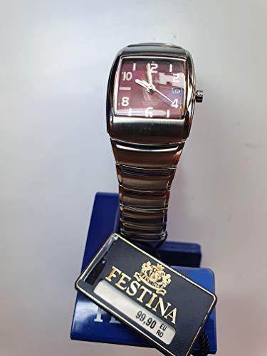 Reloj Festina Cadena de Acero F16106/4 (Oferta última Unidad)