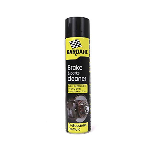 Bardahl 233014 Brake + Parts Cleaner Pulitore per Freni in Spray, 500 ml