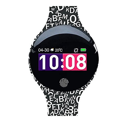 H8 Smart Watch Mujeres Hombres Smartwatch Hombres Impermeable Bluetooth Reloj inteligente Fitness Pulsera Top Brand Luxury Relogio Inte Bluebooth Reloj deportivo