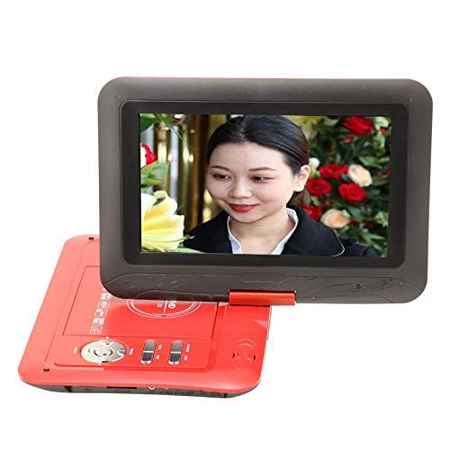 "2020 Upgrade 12"" Portable DVD Player With10.2 Inches 270° Swivel Screen, Best Gift for Kids, Support USB/SD Slot, Di."
