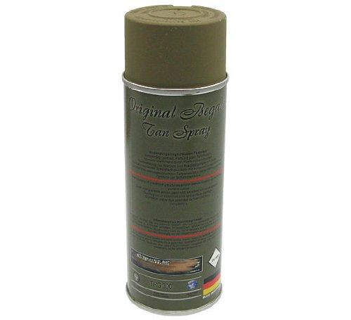 BEGADI Original TAN - Acryl Lack/Sprühlack 400ml (matt, stark deckend)