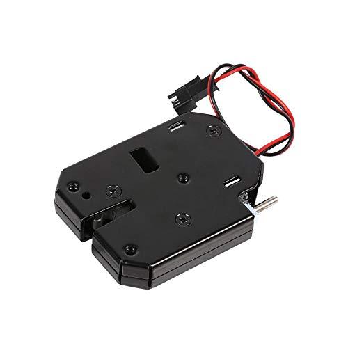 Cerradura electromagnética, CC 12V 2A Cerradura de Control eléctrico Inteligente Taquilla para...