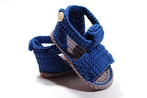 comunidad Comportamiento jaula  Zapatos para bebé tejidos: ¿Cuáles son los mejores del 2021? | ZONADAMAS
