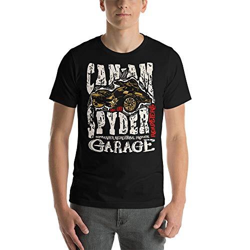 Can-Am Spyder Short-Sleeve Unisex T-Shirt