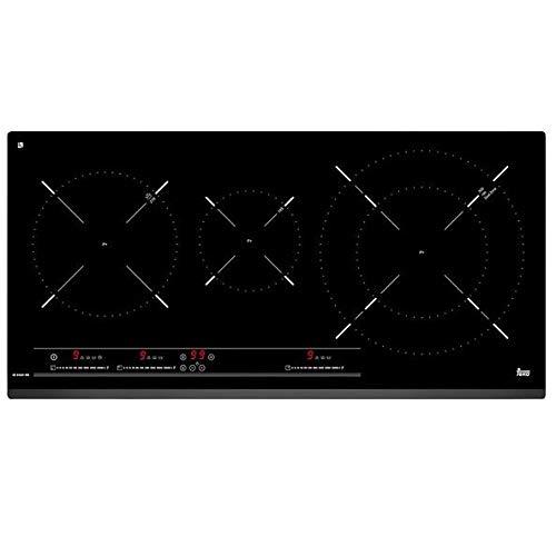Teka IZ 8320 HS Integrado Con - Placa (Integrado, Con placa de inducción, Negro, 1400 W, Alrededor, 14,5 cm)
