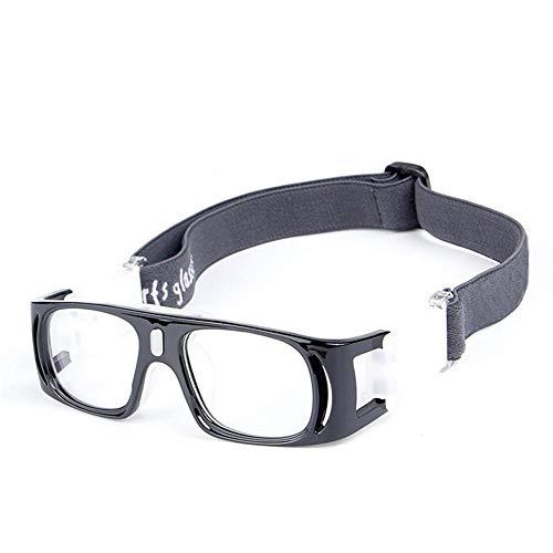 Clarashop Sportbrillen für Kinder Fahrradbrille Anti-Fog Basketball Brille Schützend Schutzbrille Sportsonnenbrille zum Sport für High Impact Sports