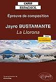 CAPES espagnol. Épreuve de composition 2021. Jayro Bustamante - La Llorona (2019)