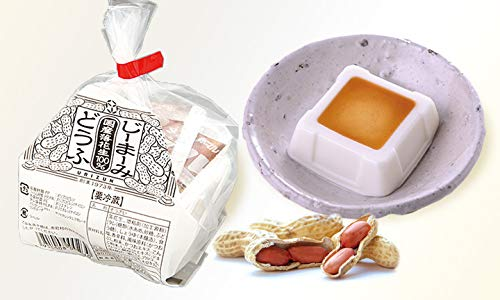 国産落花生100% じーまーみ豆腐 80g×2P×6袋 琉球うりずん物産 もちっとした食感で優しい甘みとまろやかなピーナッツの風味